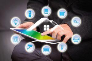 Styr dina vitvaror via din smartphone